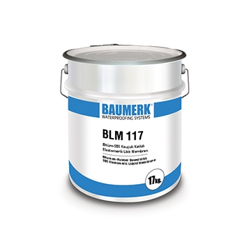 Bitumen-SBS Rubber Based, Elastomeric Liquid Membrane - BLM 117
