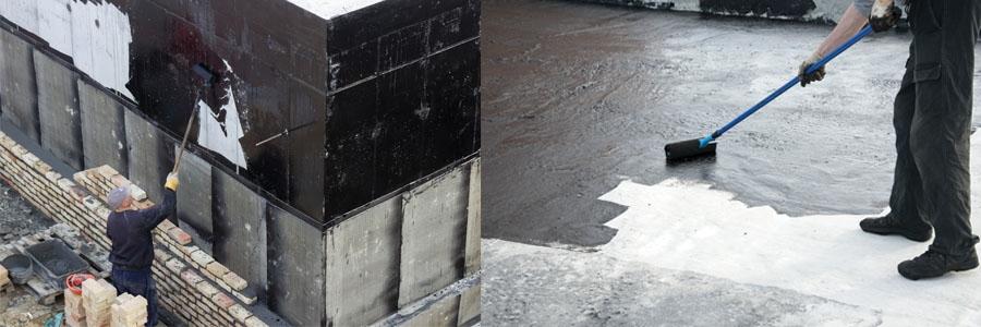 Bitumen-Rubber Based, One Component, Liquid Membrane   Baumerk