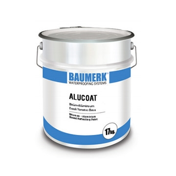 Bitumen-Aluminum Based Reflective Paint