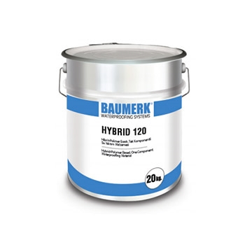 Hybrid-Polymer Based, One Component, Waterproofing Material - HYBRID 120