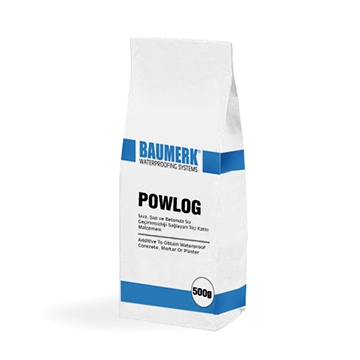 Powder Waterproofing Admixture - POWLOG