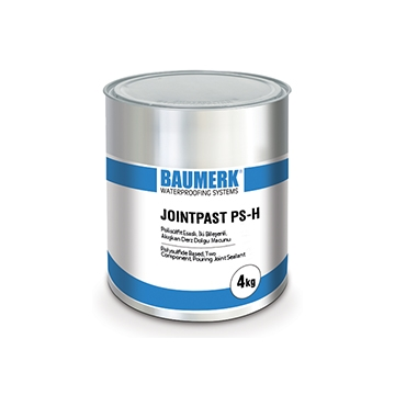Polysulphide Based, Two Component, Pouring Grade Joint Sealant - JOINTPAST PS-H