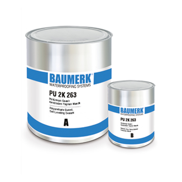Polyurethane Based, Self Levelling Joint Sealant - PU 2K 263