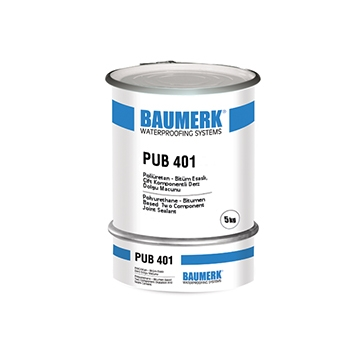 Polyurethane-Bitumen Based, Two Component, Joint Sealant - PUB 401