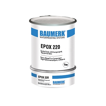 Epoxy Based, Two Component, Adhesive Mortar - EPOX 220