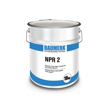 Bitumen-Neoprene Based, Joint Paste - NPR 2