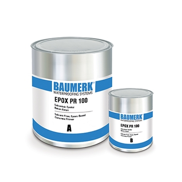 Epoxy Based, Two Component, Solvent Free Primer - EPOX PR 100