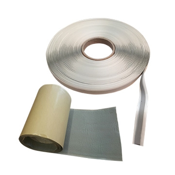 Butyl Rubber Based, Self Adhesive Tape