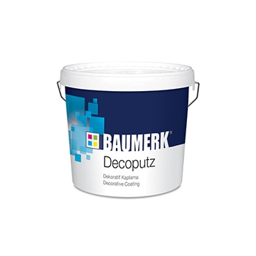Decoputz Decorative Coating - Decoputz