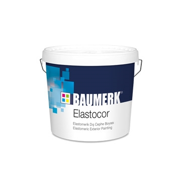 Elastomeric Exterior Painting - ELASTOCOR