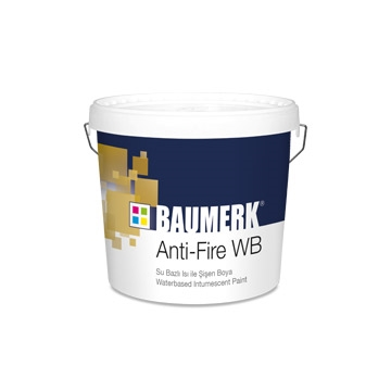 Waterbased Intumescent Paint - ANTI-FIRE WB